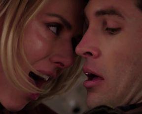 Allison McAtee - Deadly Mile High Club (2020) Censorship nude scene