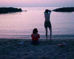 Amanda Campana, Giulia Salvarani - Summertime s01e06-07 (2020) Naked movie video