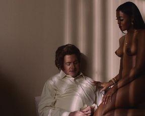 Nafessa Williams nude - Twin Peaks (2017) (Season3, Episode3)