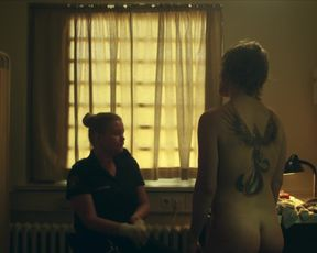 Nina Dogg Filippusdottir naked - Fangar  (2017) (Season 1, Episode 2)