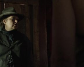 Christiane Seidel, Trine Christensen - Godless s01e02-06 (2017) Nude movie scene
