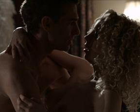 Tammy Jean - Bloodrunners (2017) Naked TV movie scene