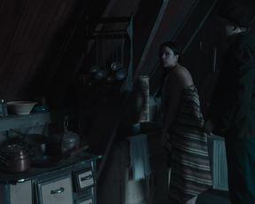 Dewi Reijs - Een Echte Vermeer (2016) Naked actress in a TV movie scene