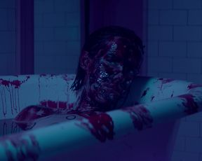 Abbey Lee, Bella Heathcote - The Neon Demon (2016) Thriller Nude Scene