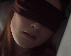 Fleur Geffrier, Elina Lowensohn - Mon Ange (2016) sexy hot movie scene