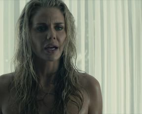 Alice Haig, Kat Foster nude - Jean-Claude Van Johnson  (2016) (Season1,Episode1)