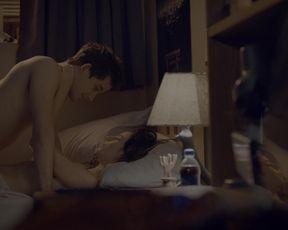 Kaya Scodelario nude - Spinning Out (2020) (Season 1, Episode 1-8)