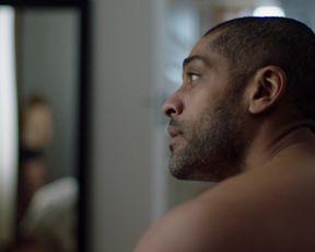 Liv Mjones - Advokaten s01e01 (2018) Naked actress in a movie scene