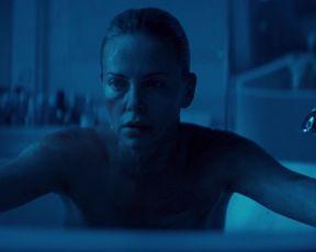 Charlize Theron, Sofia Boutella - Atomic Blonde (2017) Sexy actress