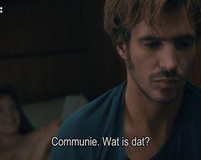 Viktoria Winge - Op De Dijk (2016) Nude movie scene