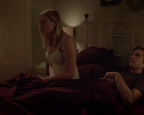 Olivia Taylor Dudley - The Magicians s01e10 (2016) Nude sexy video