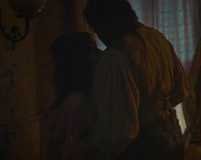 Eve Hewson - The Luminaries s01 (2020) celebrity topless scenes