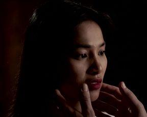 Kate Nhung - The Housemaid (2016) Censorship nude scene