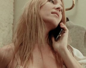Annabelle Dexter-Jones - Cecile on the Phone (2017) Naked actress in a sexy video