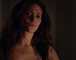 Emmy Rossum nude - Shameless  (2017) (Season 8, Episode 1)