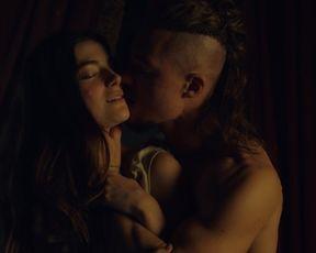 Millie Brady – The Last Kingdom s04e01 (2020) Hot of staging scene