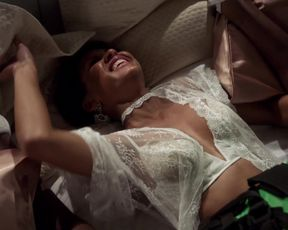 Meagan Good, Kosha Patel - White Famous s01e08 (2017) sexy hot scene
