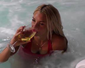 Milo Moire, Sarah Kern, Claudia Obert naked - Promi Big Brother (2017)