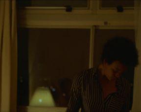Leah Harvey - On The Road (2016) Hot film scene