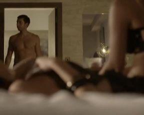 Jessica Davies, Monica Lopera - Between Two Worlds (2016) Nude movie scenes