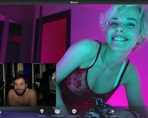 Anna Starshenbaum - Psikhologini na karantine s01e01 (2020) Nude film scene