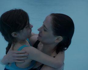 Eva Green - Proxima (2019) Naked actress in a TV movie scene