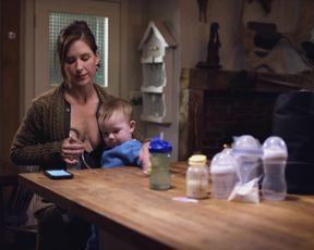 Alana Elmer - Latched (2017) Naked movie scene