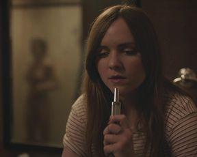 Nadine Nicole nude - Casual (2017)  (Season 3, Episode 7) Topless Scene