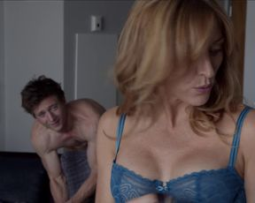 Isidora Goreshter, Sasha Alexander nude - Shameless (2016) (Season6, Episode4)