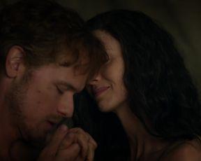 Caitriona Balfe - Outlander s04e01 (2018) Hot nude scene