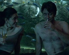 Emmy Rossum, Paige Diaz - Shameless s06e01 (2015) Nude hot scene