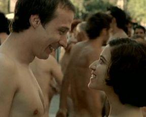 Claudia Cabezas, hot - A un metro de ti (2009)