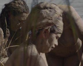 Mariana Nunes, sexy - Zama (2017) Naked actress in a hot video