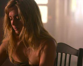 Ana de Armas naked - Sergio (2020)