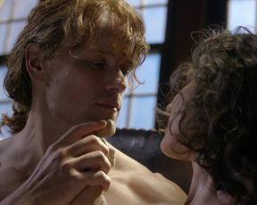 Caitriona Balfe - Outlander s03e13 (2017) Nude movie scene