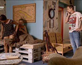 Kristyna Leichtova naked - Ohnivy kure (2017) (Season 1, Episode 73)