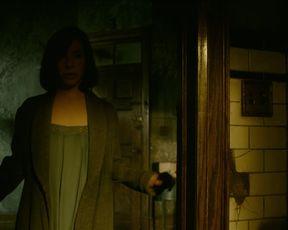 Sally Hawkins - The Shape of Water (2017) Naked TV movie scene (1)