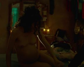 Claudia Pineda - ZeroZeroZero s01e02 (2020) Naked actress in a movie scene