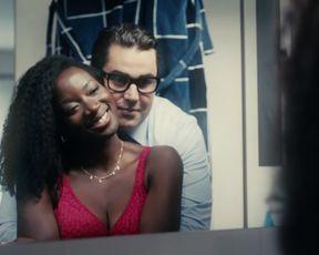 Anne-Marie Agbodji, Zineb Triki - Le Bureau des Legendes s05e09-10 (2020) Naked sexy video