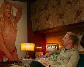 Mona Walravens, sexy - Gangsterdam (2017) Naked sexy video