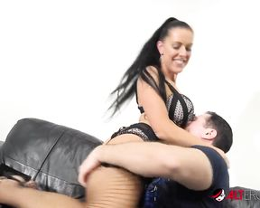 Yam-Sized bap German MILF Texas Patti gets boned hard
