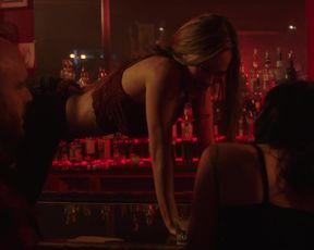 Da Leigh, Rachele Brooke Smith - The Last Exorcist (2020) celebs nude funbags
