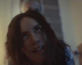 Nataly Rojas Conde - Colibri (2020) actress naked knockers sequence