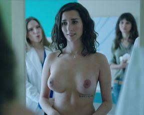 Daniela Santiago, Erika Bleda, Laura Frenchkiss, Angy Guerrero, Elena Martin - Veneno s01e03 (2020) celebs A jaw-dropping episode