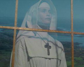 Gemma Arterton - Dark-Hued Narcissus s01e01-02 (2020) celebs bare milk cans gig
