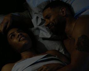 Ashley A. Williams, Erica Burton - Dual Cross s01e01e03 (2020) celeb booby movie