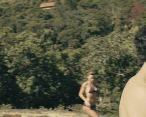 Maria Ribeiro, Carolina Dieckmann, Martha Nowill - Entre Nos (2013) celebs braless and super hot gang episode