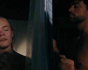 Ema Horvath, Mena Suvari - What Lies Below (2020) actress spectacular vid