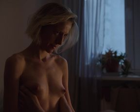 Sara Celler-Jezierska - Erotica 2022 (2020) celeb a sans bra episode from the vid