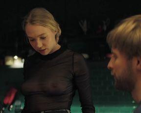 Marina Vasileva - Pobochnyi effekt (2020) russian nude episode
